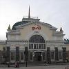 Железнодорожные вокзалы в Кутулике